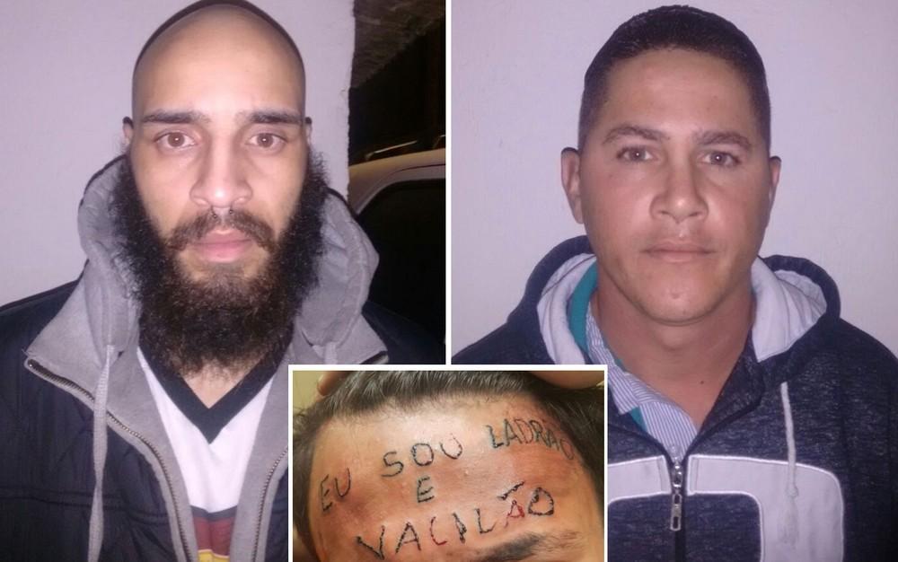 Justiça mantém prisão de dupla que torturou, filmou e tatuou testa de menor